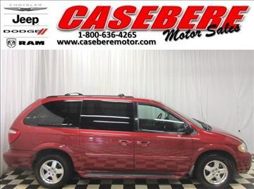 2007 Dodge Grand Caravan for sale in Bryan, OH
