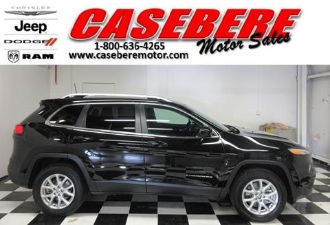 2018 Jeep Cherokee for sale in Bryan, OH