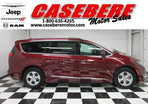 2017 Chrysler Pacifica for sale in Bryan, OH