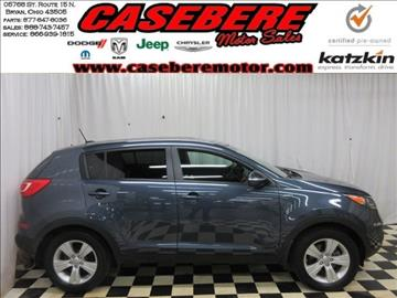 2012 Kia Sportage for sale in Bryan, OH