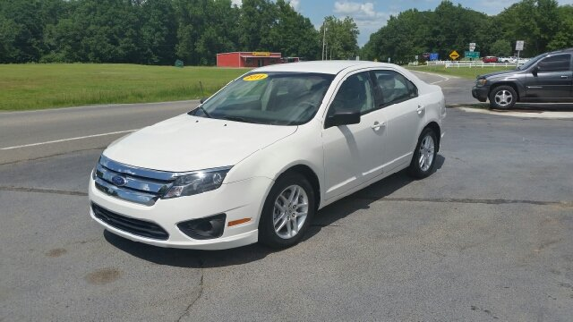 2011 Ford Fusion
