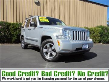 2008 Jeep Liberty for sale in Manteca, CA