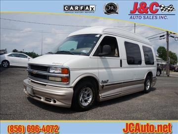 2000 Chevrolet Express for sale in Vineland, NJ