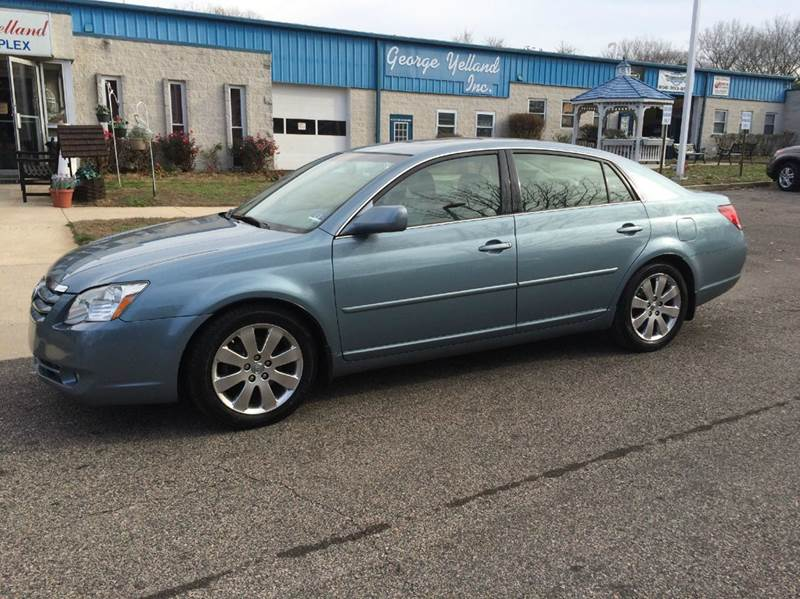 2007 toyota avalon xls 4dr sedan in delran nj george. Black Bedroom Furniture Sets. Home Design Ideas