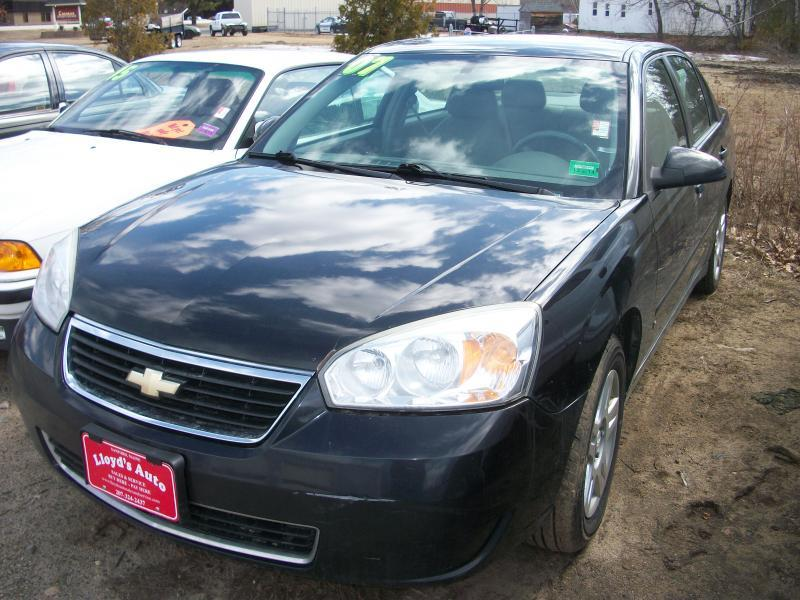2007 chevrolet malibu lt 4dr sedan v6 sanford me. Black Bedroom Furniture Sets. Home Design Ideas