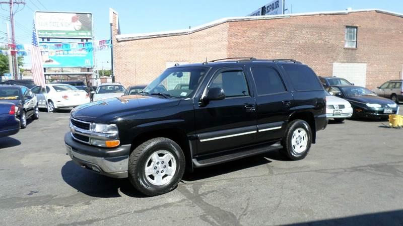 2004 Chevrolet Tahoe