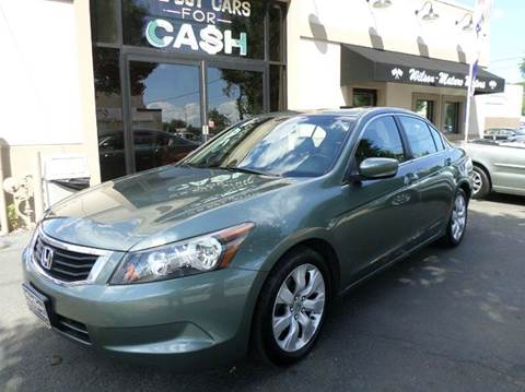 2008 Honda Accord for sale in New Haven Ct, CT