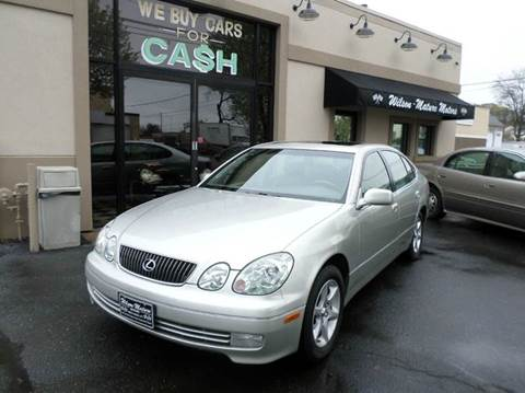 2004 Lexus GS 300 for sale in New Haven Ct, CT