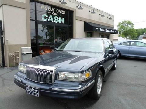 1996 Lincoln Town Car for sale in New Haven Ct, CT