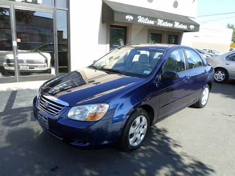 2007 Kia Spectra for sale in New Haven Ct, CT