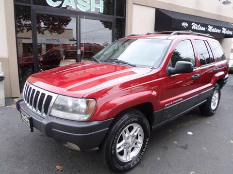 2003 jeep grand cherokee for sale in connecticut. Black Bedroom Furniture Sets. Home Design Ideas