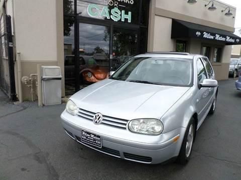 2002 Volkswagen Golf for sale in New Haven Ct, CT