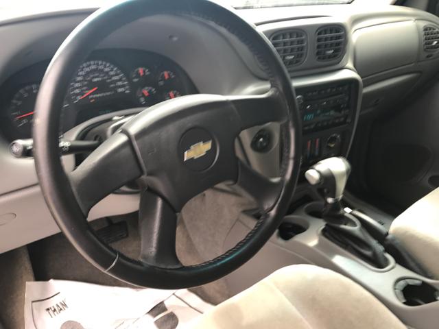 2006 Chevrolet TrailBlazer LT 4dr SUV - Cadiz KY