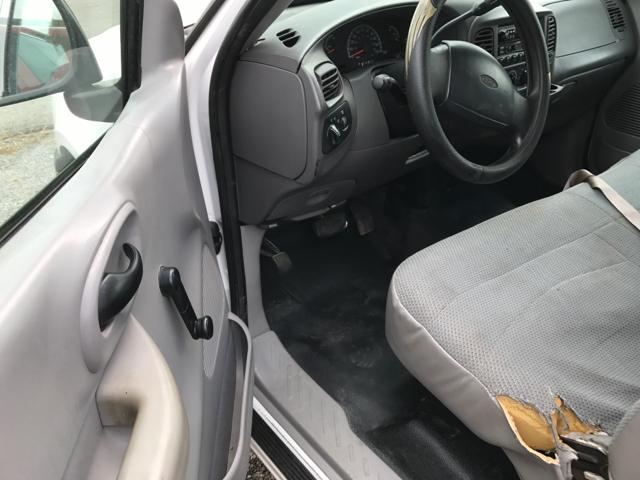 1999 Ford F-150 XL 4dr Extended Cab LB - Cadiz KY