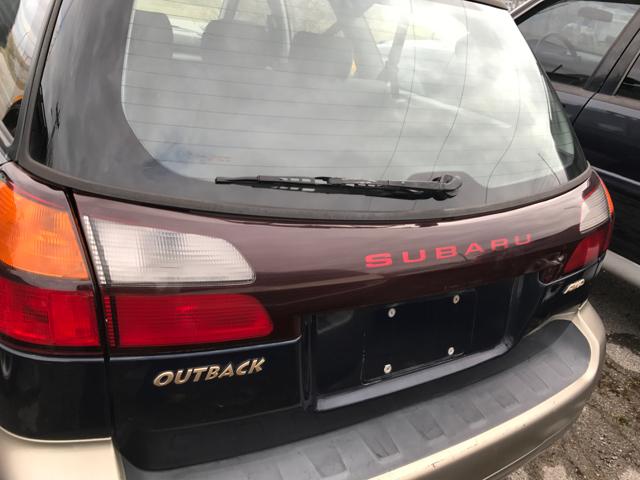 2000 Subaru Outback Base AWD 4dr Wagon - Cadiz KY