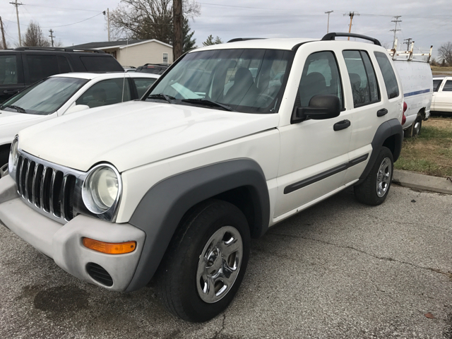 2004 Jeep Liberty Limited 4dr SUV In Cadiz KY - Kings Auto ...