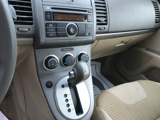 2007 Nissan Sentra 2.0 4dr Sedan (2L I4 CVT) - Cadiz KY
