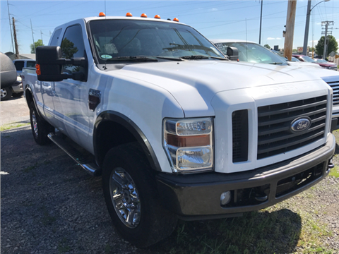 2008 Ford F-250 Super Duty for sale in Cadiz, KY