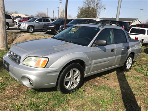 Used Subaru Baja For Sale in Cadiz, KY - Carsforsale.com
