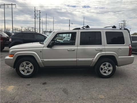 2007 Jeep Commander for sale in Cadiz, KY