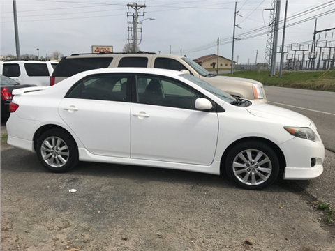 2009 Toyota Corolla for sale in Cadiz, KY