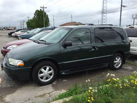 2002 Nissan Quest for sale in Cadiz, KY