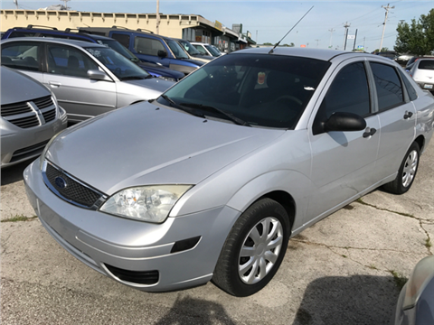 2007 Ford Focus for sale in Cadiz, KY