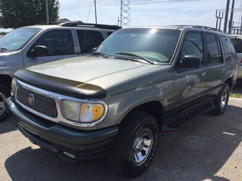 1999 Mercury Mountaineer For Sale - Carsforsale.com