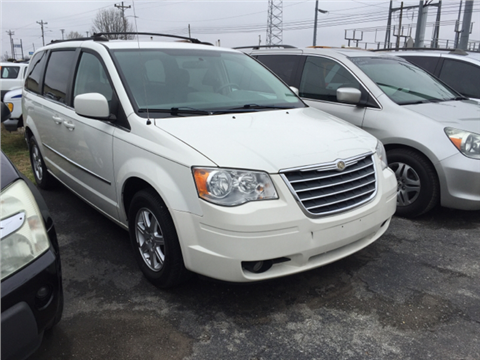 chrysler town and country for sale kentucky. Black Bedroom Furniture Sets. Home Design Ideas