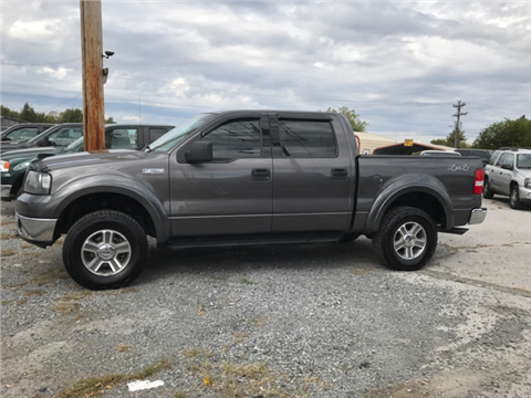 2004 Ford F-150
