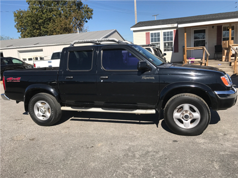 2000 Nissan Frontier for sale in Cadiz, KY