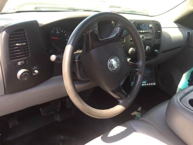 2009 Chevrolet Silverado 1500 4x2 Work Truck 4dr Extended Cab 8 ft. LB - Norfolk VA