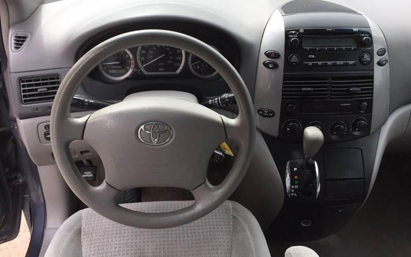 2008 Toyota Sienna CE 8-Passenger 4dr Mini-Van - Norfolk VA