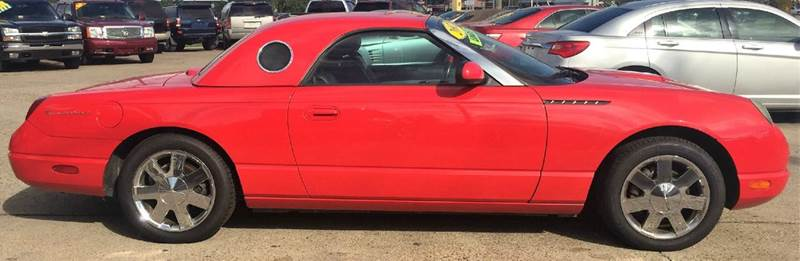 2002 Ford Thunderbird Deluxe 2dr Convertible - Norfolk VA