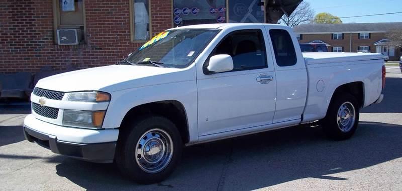 2005 Chevrolet Colorado 4dr Crew Cab Z85 LS Rwd SB - Norfolk VA