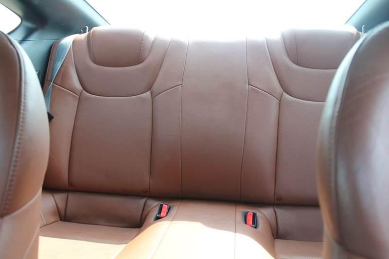 2010 Hyundai Genesis Coupe 3.8L 2dr Coupe - Norfolk VA