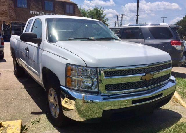 2013 Chevrolet Silverado 1500 4x2 LT 4dr Extended Cab 8 ft. LB - Norfolk VA