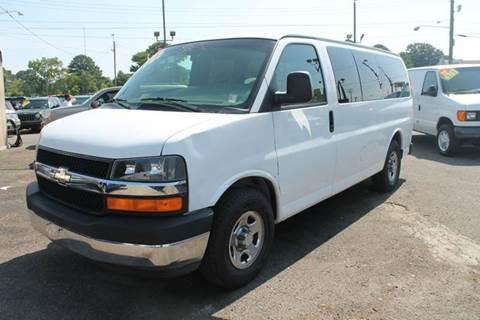 2006 Chevrolet Express Passenger for sale in Norfolk, VA