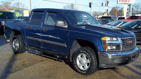 2006 GMC Canyon for sale in Norfolk, VA