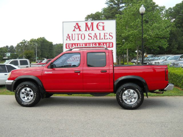 2000 Nissan Frontier For Sale In Raleigh Nc