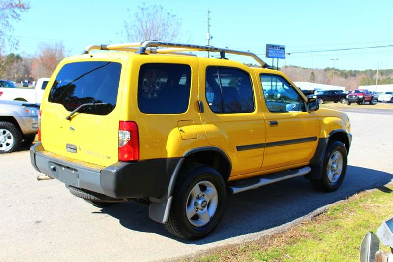 2001 nissan xterra xe v6 4dr 4wd suv in raleigh nc amg. Black Bedroom Furniture Sets. Home Design Ideas
