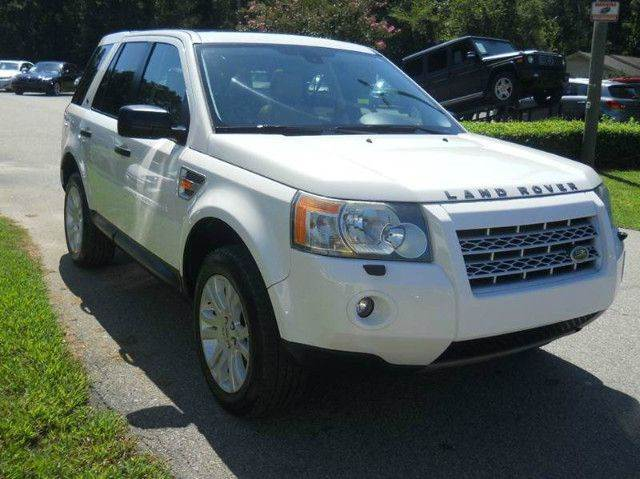2008 Land Rover Lr2 Awd Se 4dr Suv In Raleigh Nc Amg