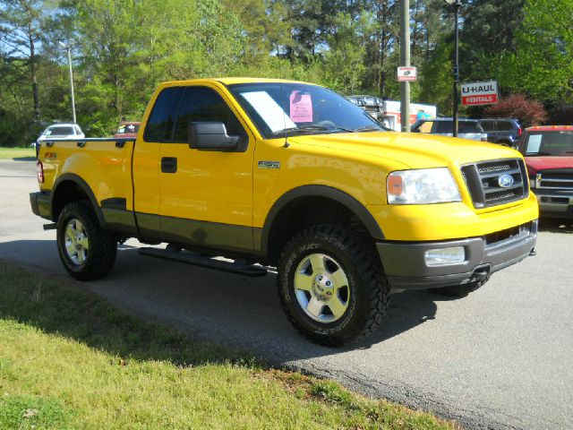 2004 ford f 150 fx4 reg cab flareside 6 5 ft sb for sale in raleigh fuquay varina chapel hill. Black Bedroom Furniture Sets. Home Design Ideas