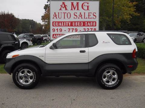 used isuzu vehicross for sale - carsforsale®