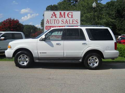 2000 Lincoln Navigator for sale in Raleigh, NC