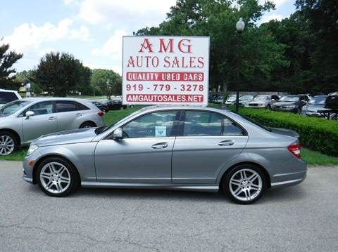 Amg Auto Sales >> Amg Auto Sales Inc Used Cars Raleigh Nc Dealer