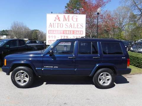 2000 Jeep Cherokee for sale in Raleigh, NC