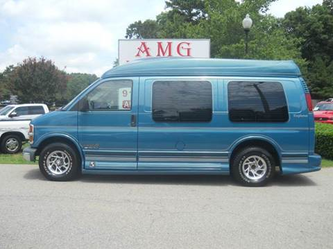 1999 Chevrolet Express Passenger for sale in Raleigh, NC