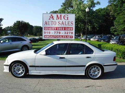 1998 Bmw M3 For Sale In Raleigh Nc