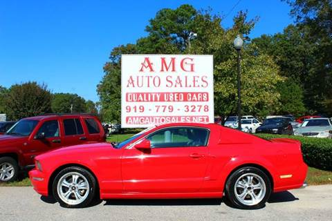2005 Ford Mustang for sale in Raleigh, NC
